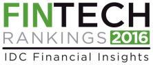 FinTech Top 100 of 2016