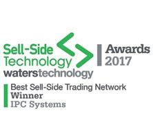 Waters Best Sell-side Trading Network Winner 2017