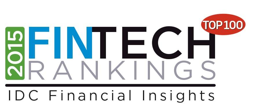 FinTech Top 100 of 2015