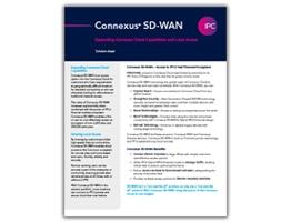 Connexus® SD WAN