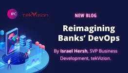 Reimagining Banks' DevOps