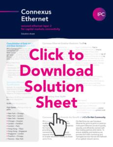 connexus ethernet ipc solutions