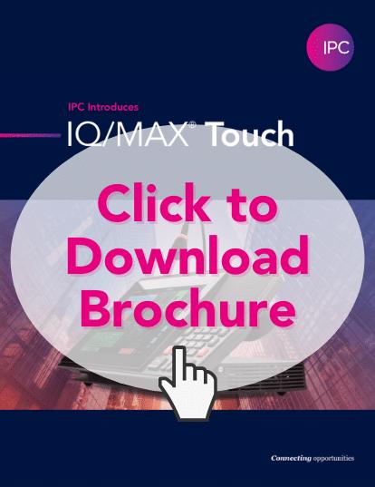 iq max touch ipc