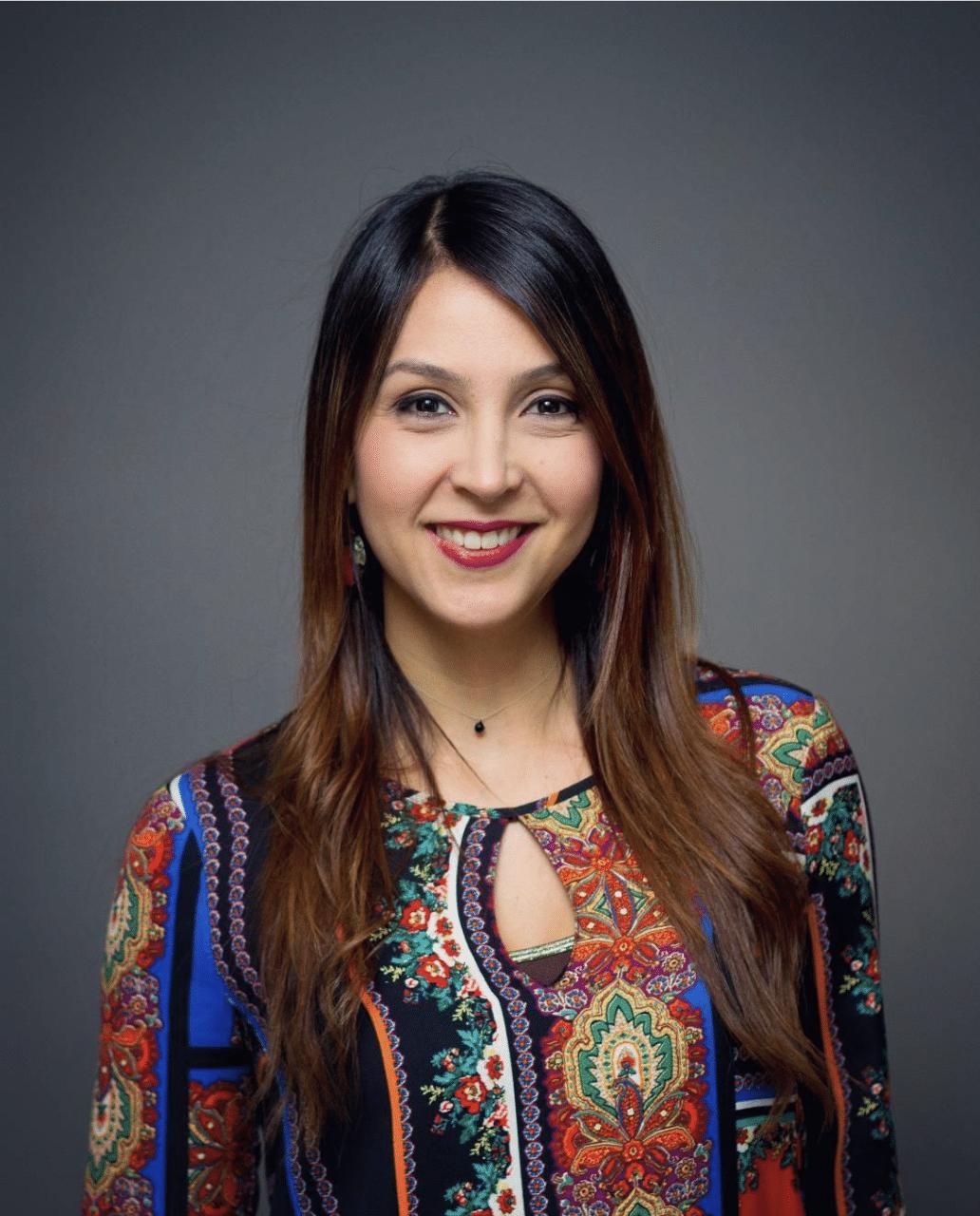 Juliana Correa, Marketing Director