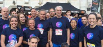 Square Mile Run, London